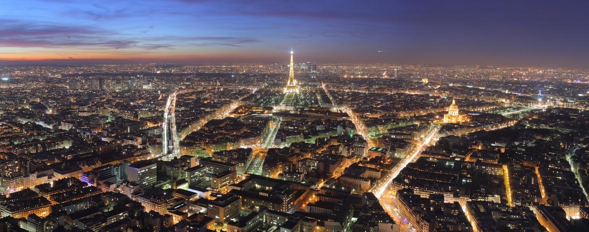 repülőjeg Párizsba