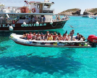 Málta tengerpart